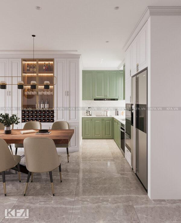 Liên hệ ngay với nội thất KFA để được tư vấn và thiết kế nội thất nhà ở